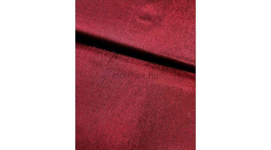 Műszál szövet – Meggypiros színű df029a3329